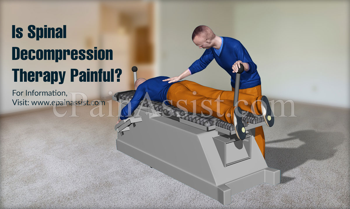 Is Spinal Decompression Therapy Painful?