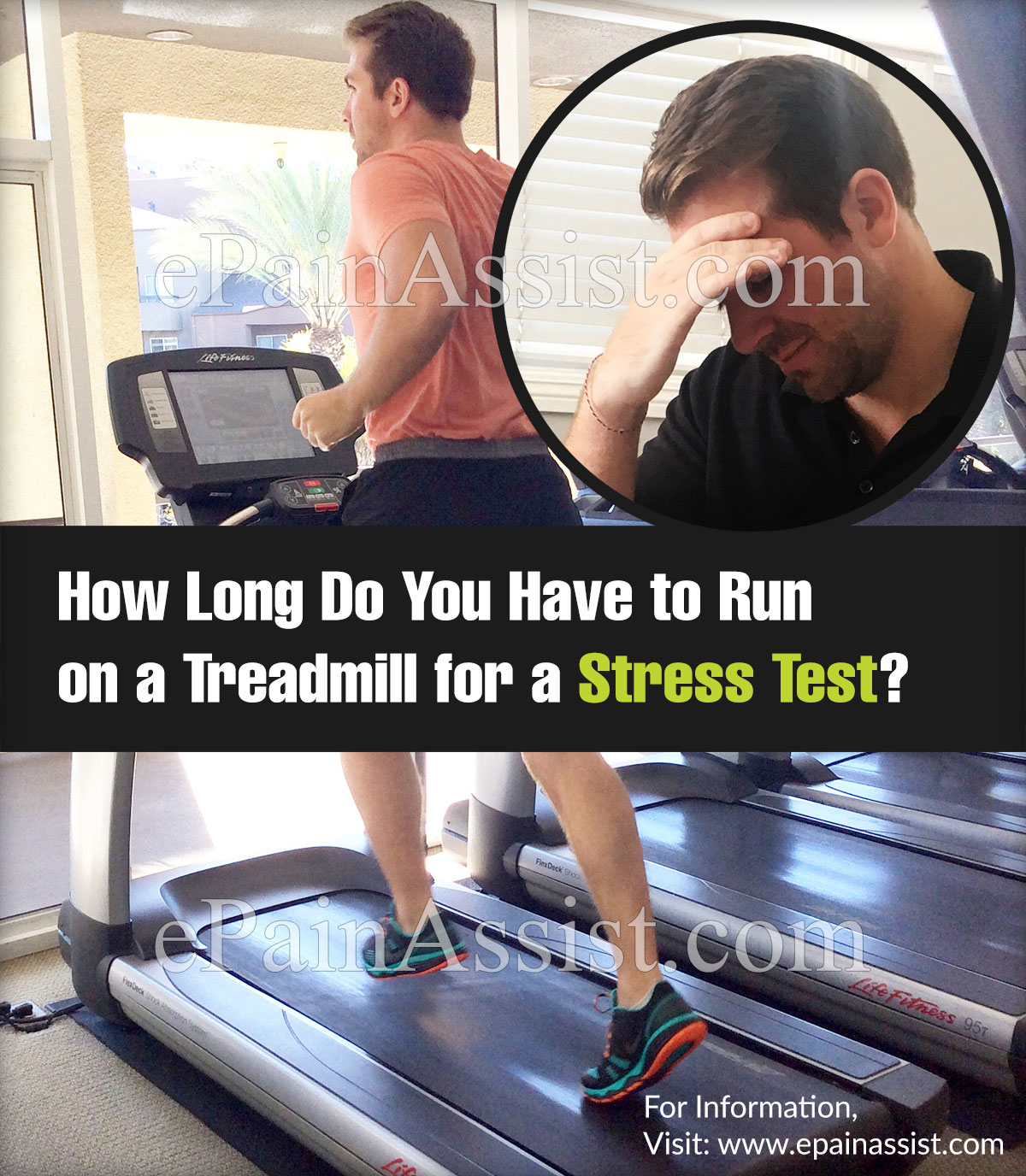 Why Is Stress Test Performed & How Long Do You Have To Run
