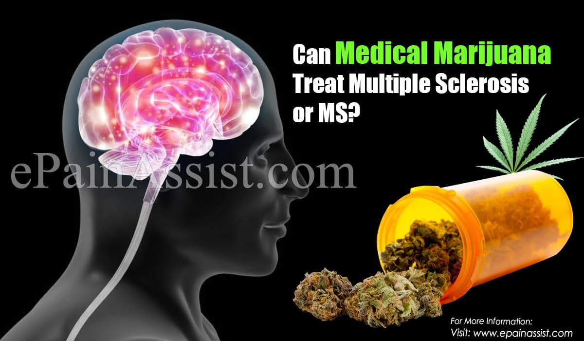 Can Medical Marijuana Treat Multiple Sclerosis or MS?
