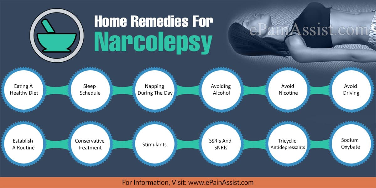 Home Remedies For Narcolepsy