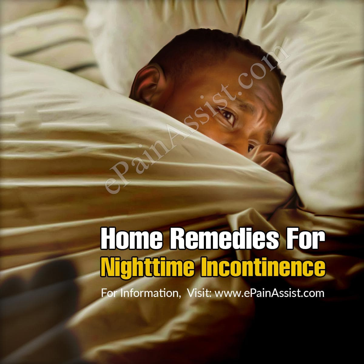 Home Remedies For Nighttime Incontinence