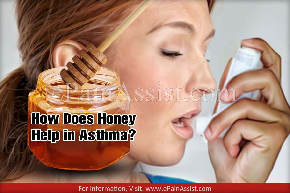 How Does Honey Help in Asthma?