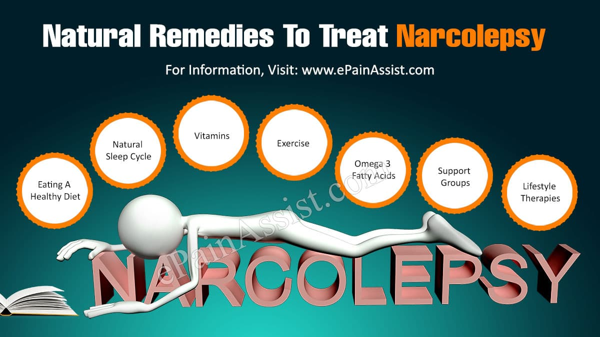 Natural Remedies To Treat Narcolepsy