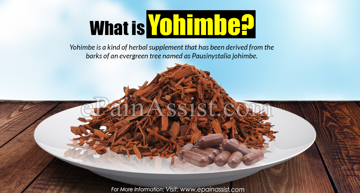 What is Yohimbe?