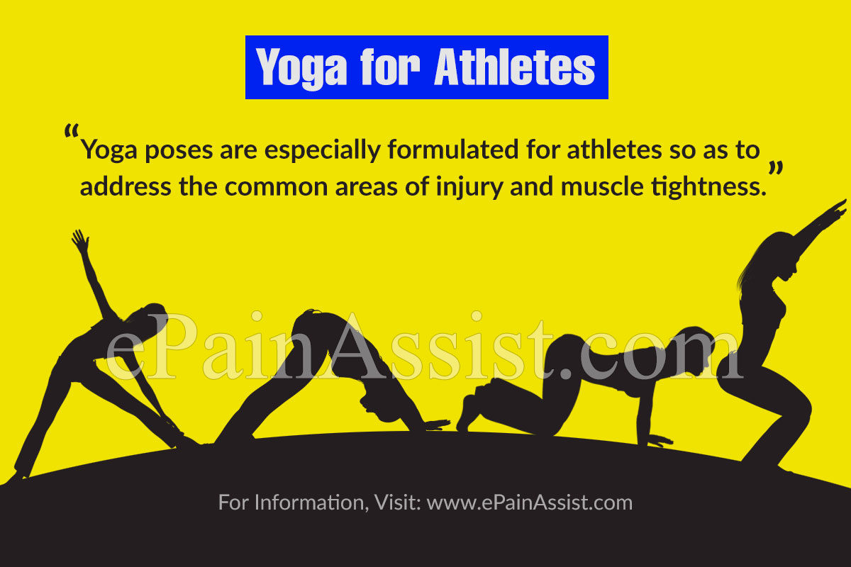 Yoga for Athletes: 5 Best Poses
