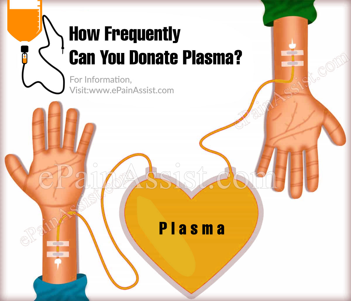 How Frequently Can You Donate Plasma?