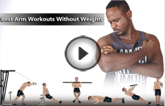 6 Best Arm Toning Exercises Without Weights