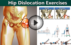 7 Rehab Exercises For Dislocated Hip