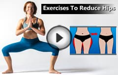 5 Exercises To Burn Hip Fat Fast