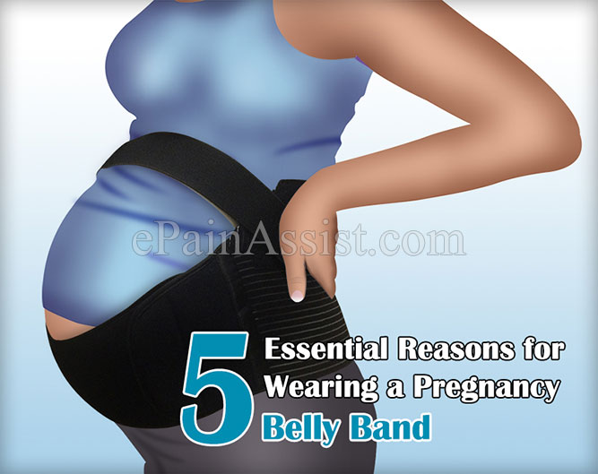 Essential Reasons for Wearing a Pregnancy Belly Band