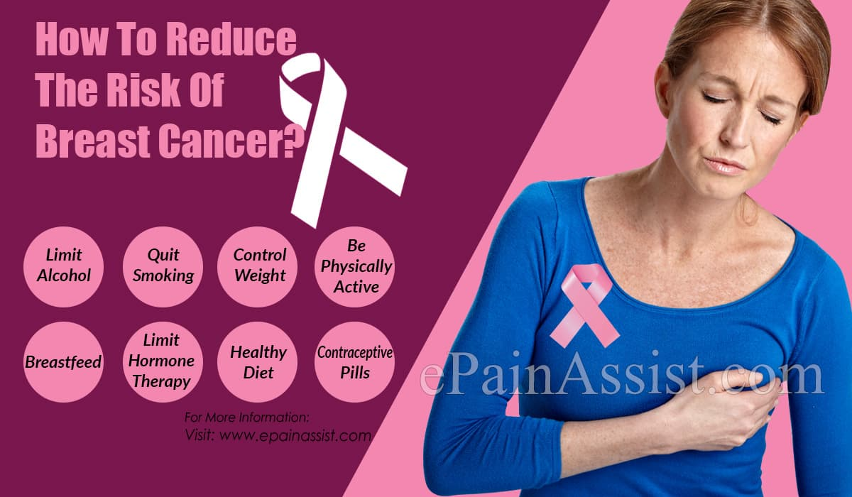 How To Reduce The Risk Of Breast Cancer?