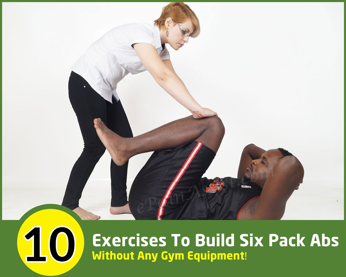 How To Get A Six Pack Without The Gym