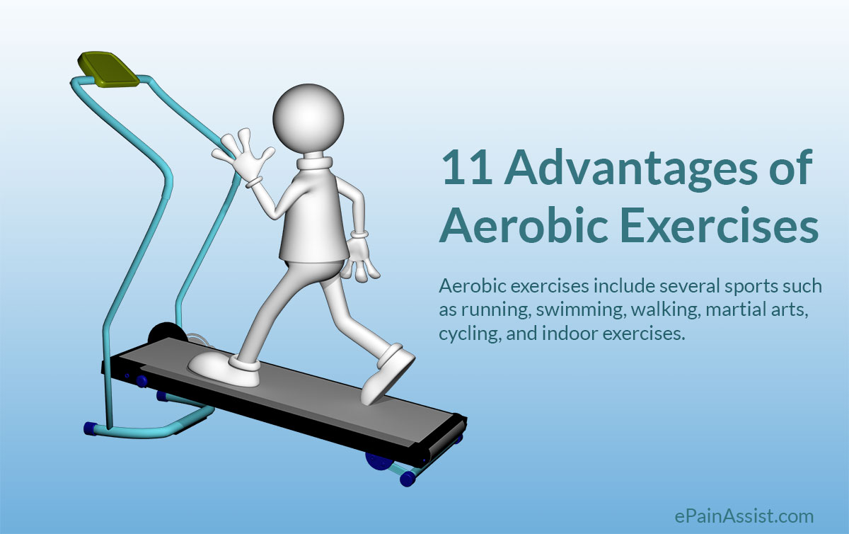 aerobic activity Building strong bones is critical during the teen years webmd explains the benefits of aerobic exercise for teens - on their fitness levels and mood.