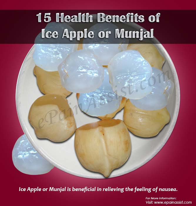 15 Health Benefits of Ice Apple or Munjal (Tadgola)