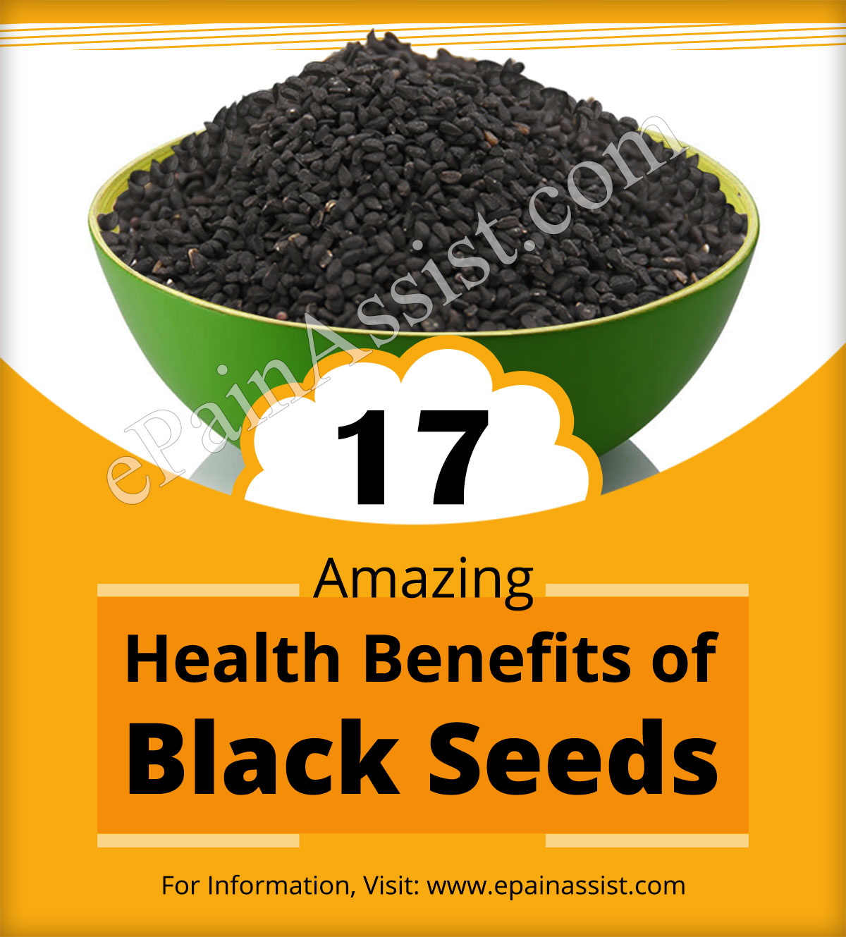 17 Amazing Health Benefits of Black Seed or Nigella Sativa