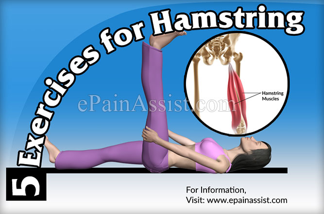 5 Exercises for Hamstring Without Weights
