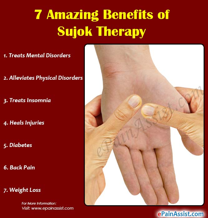 7 Amazing Benefits of Sujok Therapy