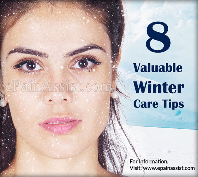 8 Valuable Winter Care Tips that can Help you to Stay Fit and Healthy