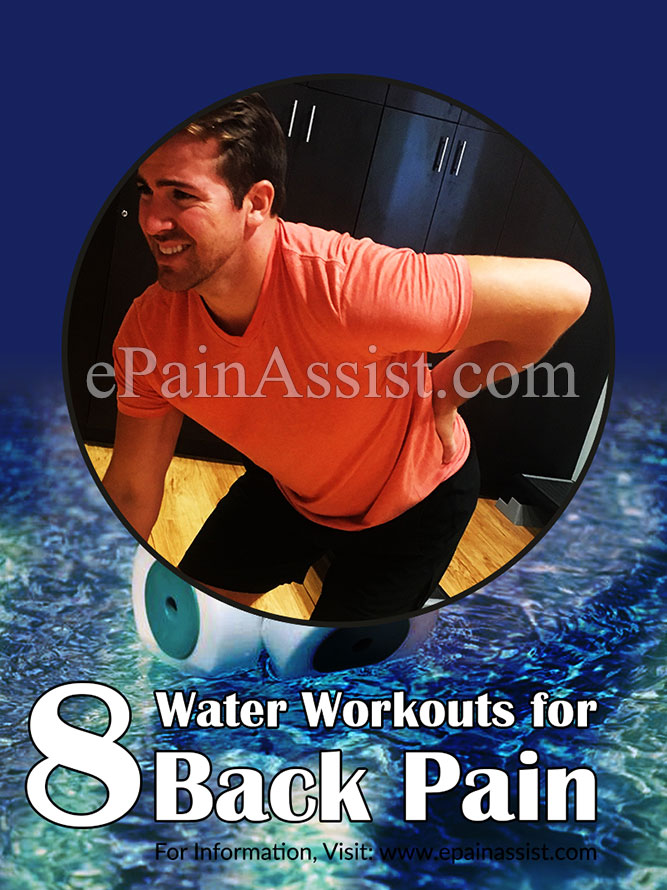 8 Water Workouts for Back Pain
