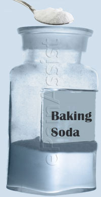 Baking Soda for Abdominal Pain or Stomach Ache