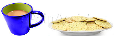 Crackers for Abdominal Pain or Stomach Ache