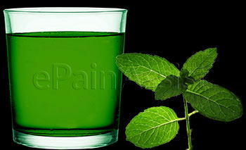Mint for Abdominal Pain or Stomach Ache
