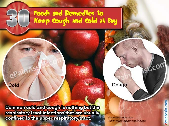 30 Foods and Remedies to Keep Cough and Cold at Bay