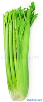 Celery Is Effective in Providing Nerve Pain Relief