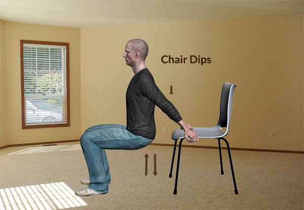 Chair Without Back Legs