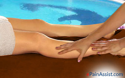 Massage Therapy For Edema- Leg and Foot Massage