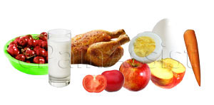 Fibromyalgia Diet Ingredients