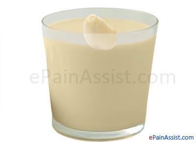 Garlic Milk Is Effective In Relieving Nerve Pain