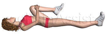 Hip Flexion Exercise is helpful for Hip Flexor Strain