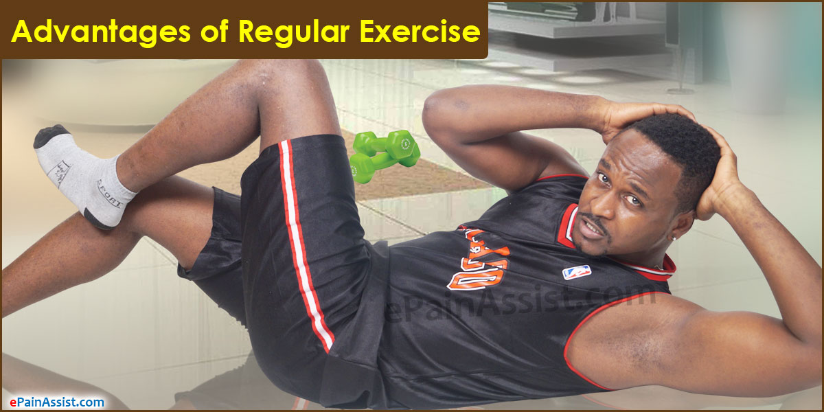 Advantages of Regular Exercise
