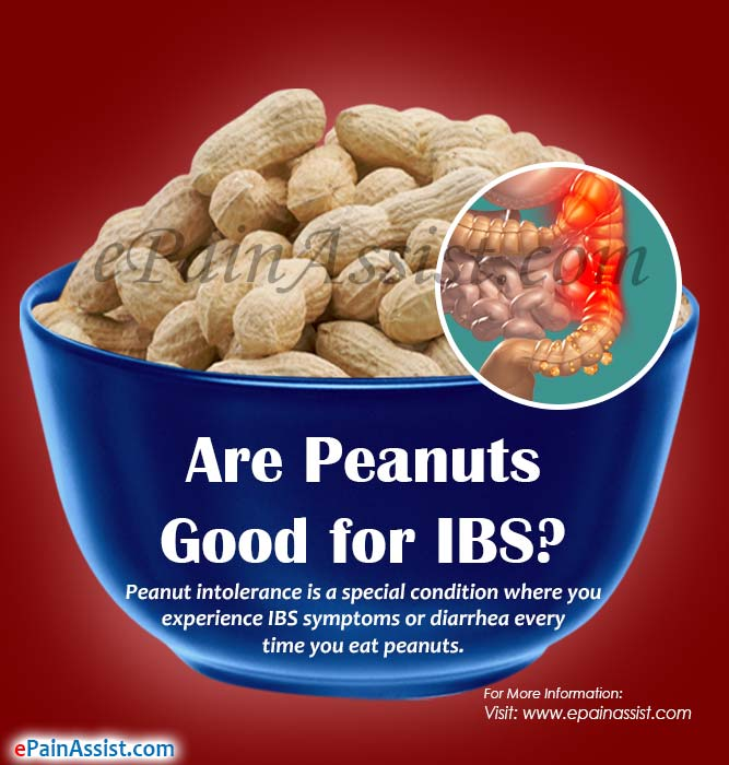 Peanuts and IBS