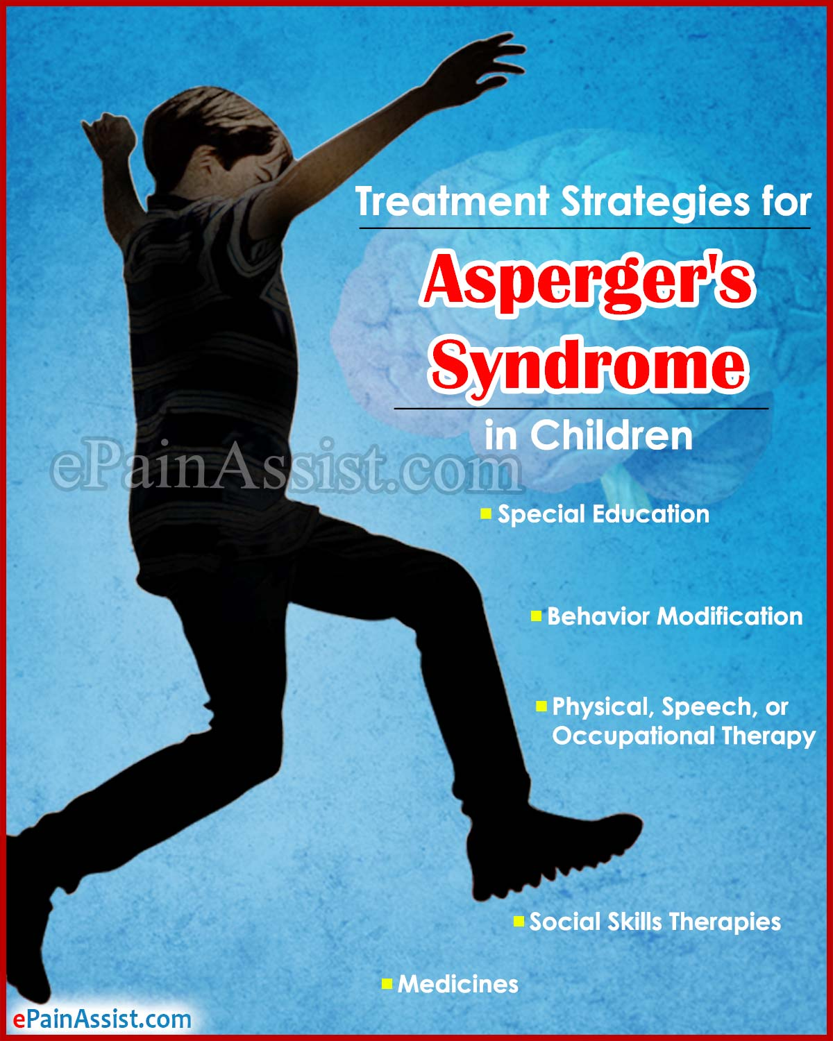 Treatment for adults with aspergers only reserve