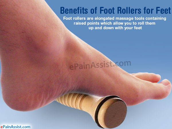 Benefits of Foot Rollers for Feet