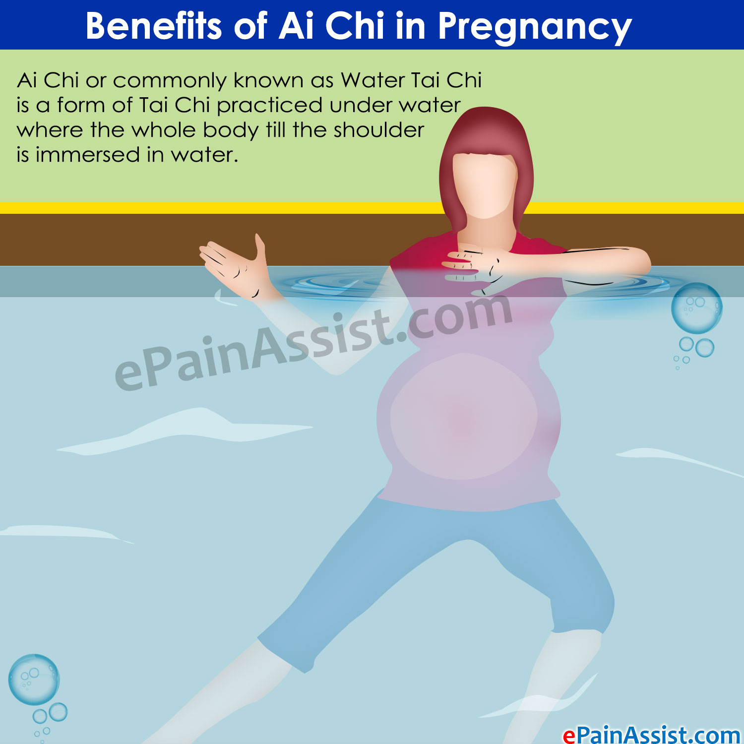 Benefits of Ai Chi in Pregnancy
