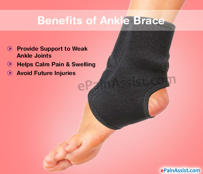 Benefits of Ankle Brace