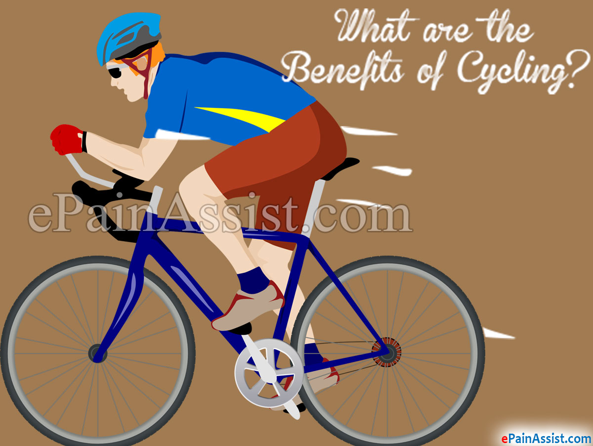 What are the Benefits of Cycling?