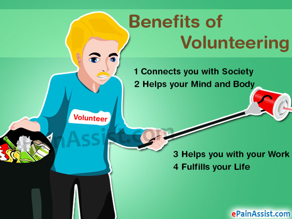 how to get volunteer work