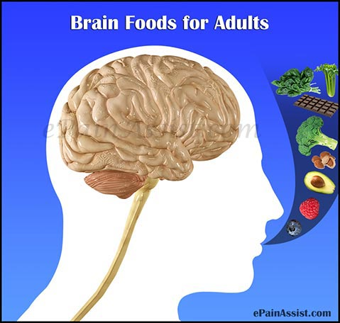 Food for Better Brain Activity