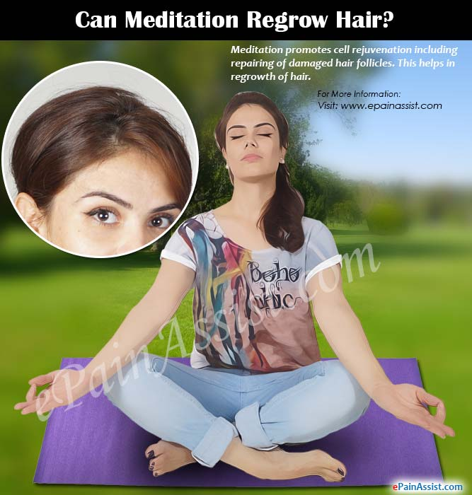 Can Meditation Regrow Hair