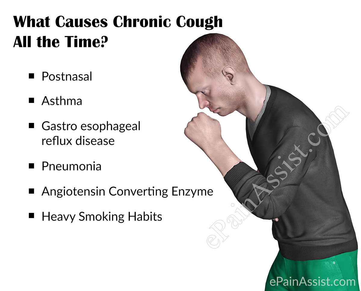 Causes Chronic Cough