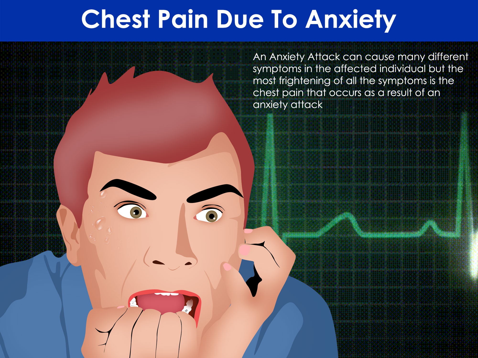 How To Get Rid Of Chest Pain Due To Anxiety