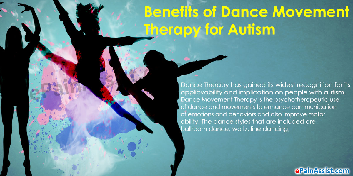 Dance Movement Therapy for Autism