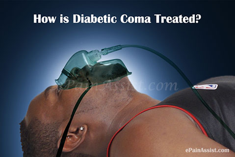 How is Diabetic Coma Treated?