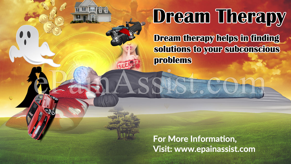 What is Dream Therapy