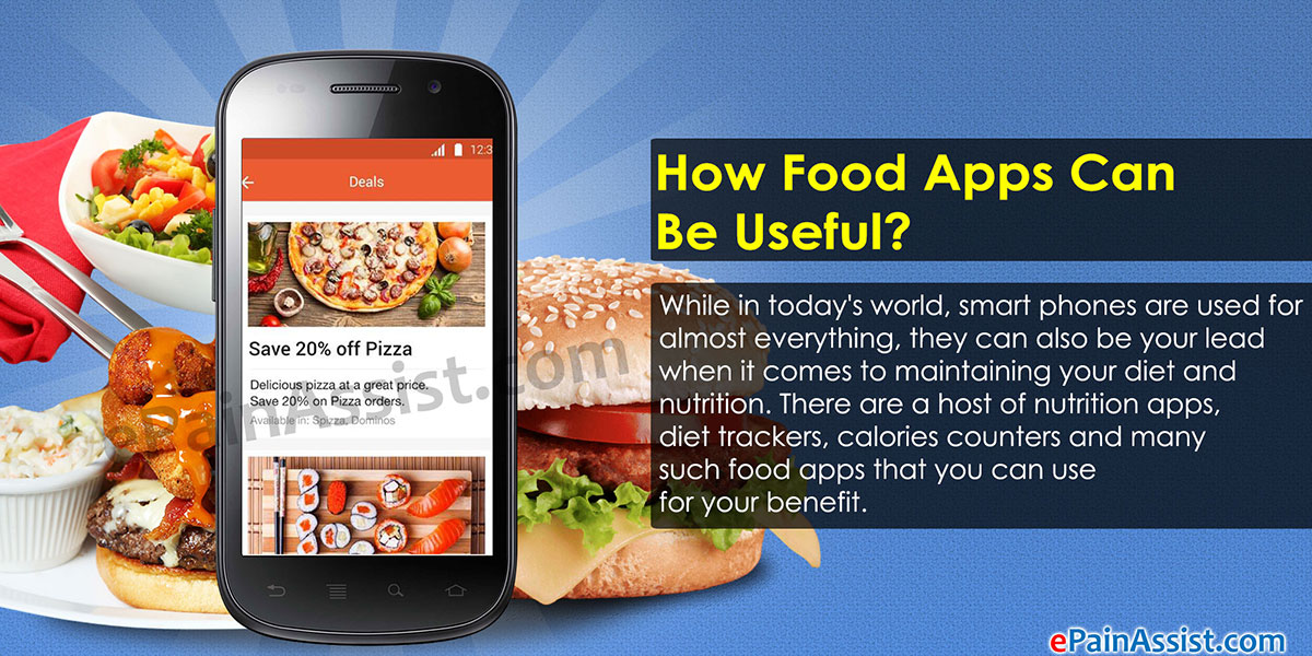 How Food Apps Can Be Useful