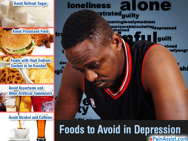 Diet for People with Depression